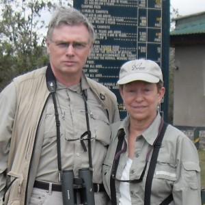 Peter en Barbara Scholten